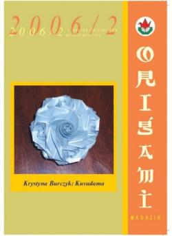 Magyar Origami Kör 2006/2 magazinja