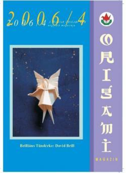 Magyar Origami Kör 2006/4 magazinja