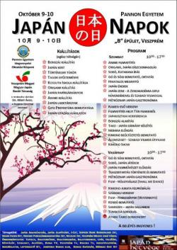 Japán napok Veszprémben origami kiállítással