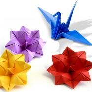 Origami világnap - Mosonmagyaróvár 2012