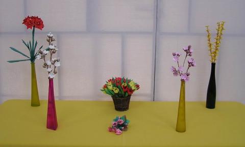 Ácsné Dóczi Éva virágai