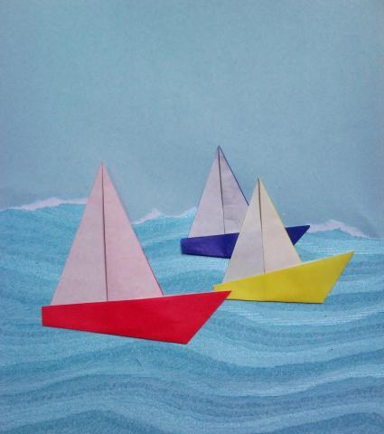 Vitorlás . sailboat